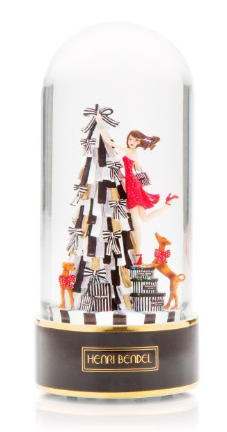 Henri Bendel Snowglobe I have seen this- and LOVE it. Been in my mind a full year now. :0))