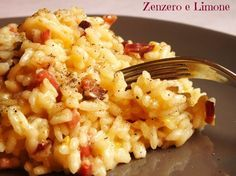 Risotto a pois