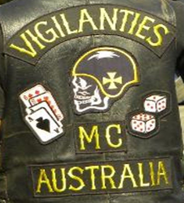 Vigilanties MC - Respect