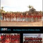Les 24 finalistes du concours Miss Belgique 2014 sont arrivé , Samedi le 19 Octobre 2013, à Djerba ( Hotel Hasdrubal ) pour préparer...