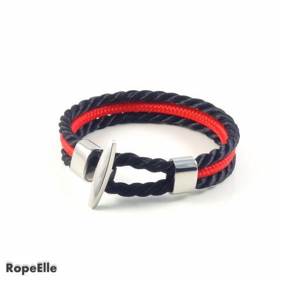 Rope bracelet,Nautical bracelet,Navy bracelet,Birthday Gift,Mens bracelet,Woman Bracelet, Jewelry,Sale, Sailor bracelet, Couples bracelets