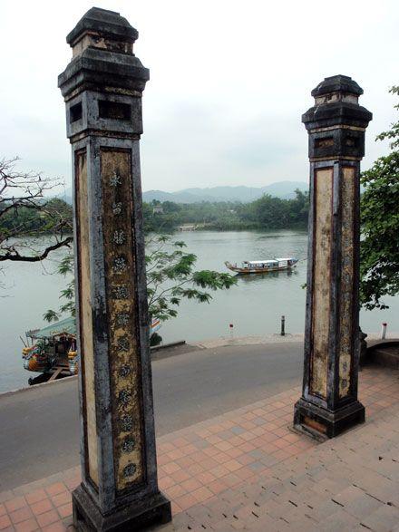 La ciudad de Hue en Vietnam