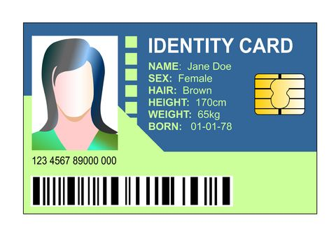 Carry your IDENTITY CARD with you !!