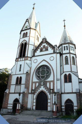 Óvárosi Szent István templom - Tatabánya - Tatabányai Látnivalók