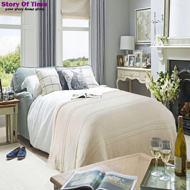 Одеяло ватки бренда супер теплый мягкий бросок на Диван/Кровать/Самолет Путешествия Одеяла для кровати 52 дюйм(ов) по 72 дюйм(ов)