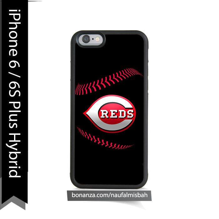 Cincinnati Reds iPhone 6/6s PLUS HYBRID Case Cover - Cases, Covers & Skins