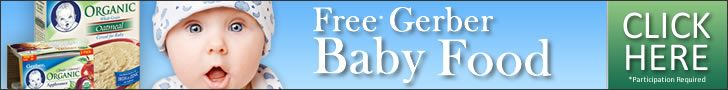 Get Free Gerber Baby Food http://azfreebies.net/free-gerber-baby-food/