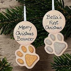 dog themed christmas trees | To use the gift finder just select one or both of the options below. (Grinch Diy Ornaments)
