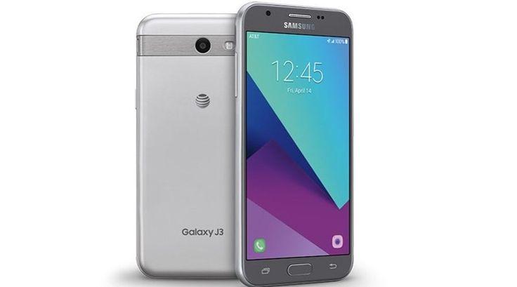 Samsung Galaxy J3 (2017) Is Available At AT