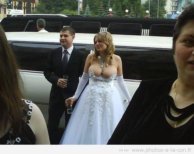image rigolote sur le mariage