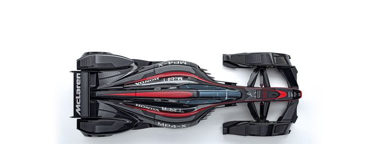 Fuel your imagination and explore a vision of motorsport future with the #McLarenMP4X