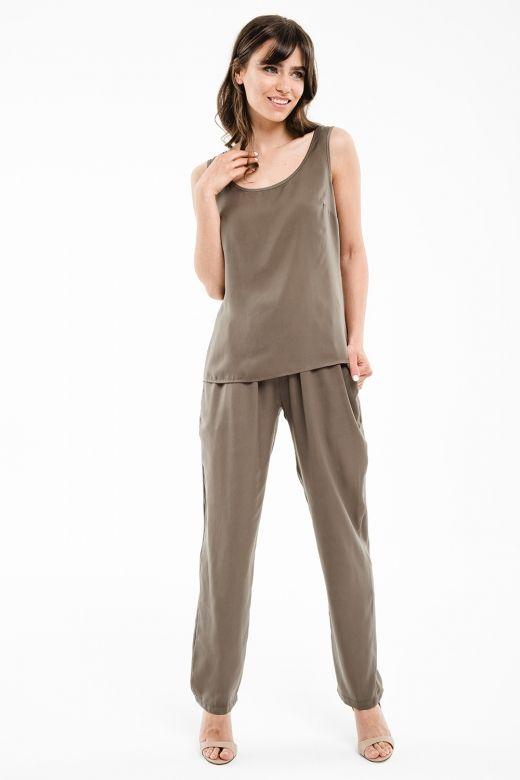 Купить белые брюки женские доставка