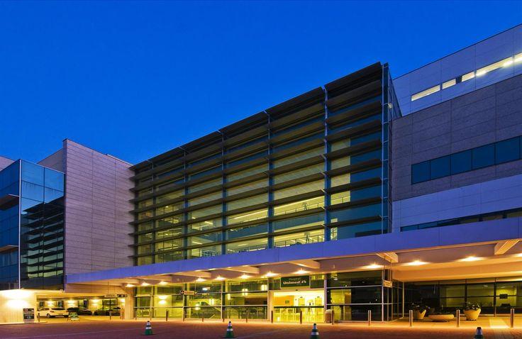 Hospital Unimed Barra - Galeria de Imagens | Galeria da Arquitetura