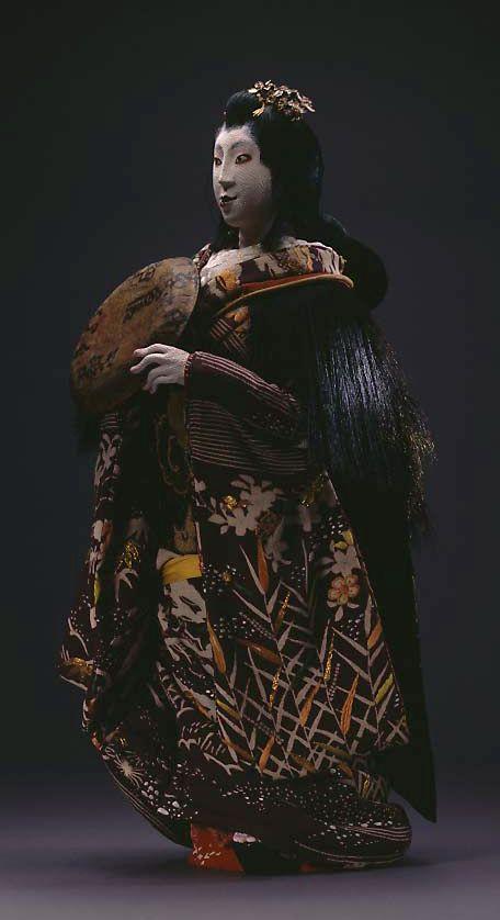 マダム貞奴の画像   辻村寿和Collection「寿三郎」創作人形の世界