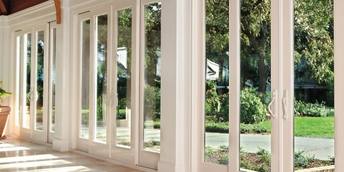 Best 25 sliding glass door replacement ideas on pinterest for Sliding glass doors that look like french doors