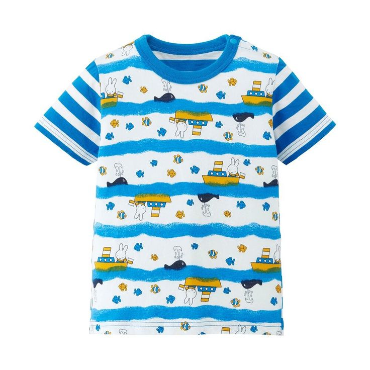 BABIES TODDLER Miffy Short Sleeve Graphic T Shirt