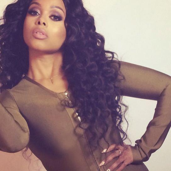 Chrisette Michele Of R&B DivasLA