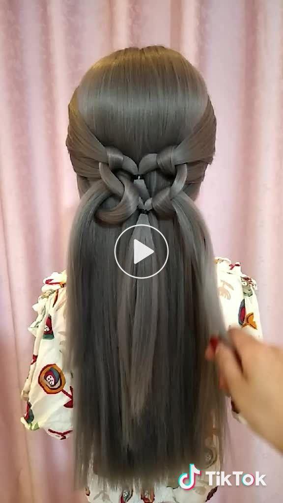 Uyuki Momo Has Just Created An Awesome Short Video With Original Sound Uyuki Momo Gaya Rambut Rambut Panjang Rambut Kepang