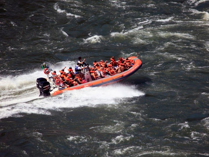 #Iguazú >> #Destino #CYBERMONDAY de #Despegar
