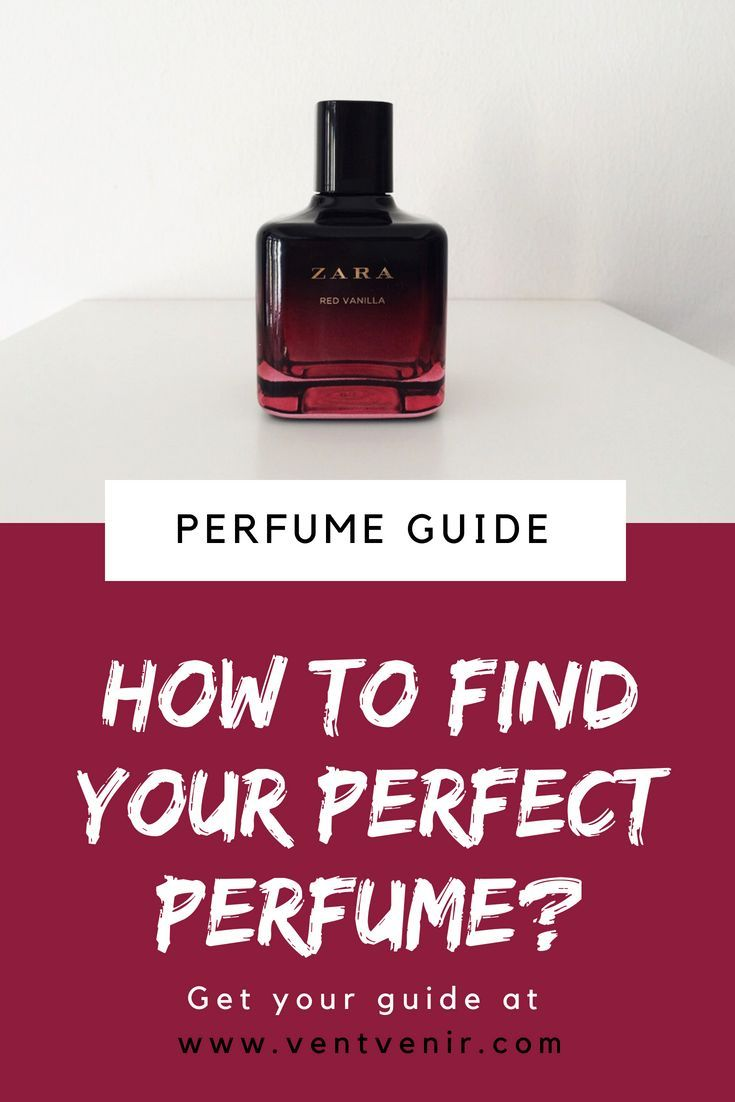 Guide: How to find your signature scent and make it last longer