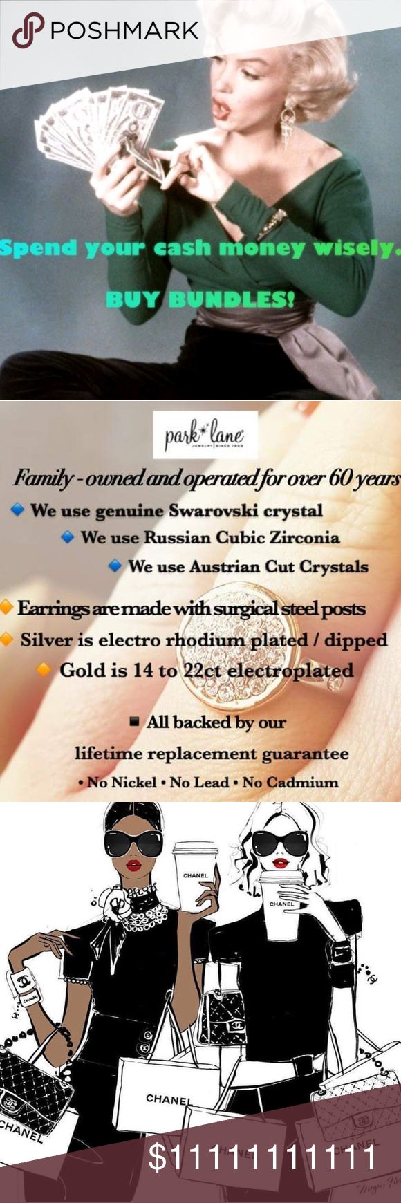 Jewelry by park lane. Jewelry by park lane as seen on red carpet. Park Lane Jewelry Necklaces