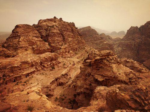 Jordan - Landscape of Petra