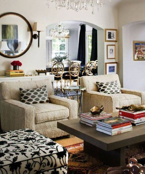 17 best images about traditional style on pinterest blue for Traditional eclectic living rooms