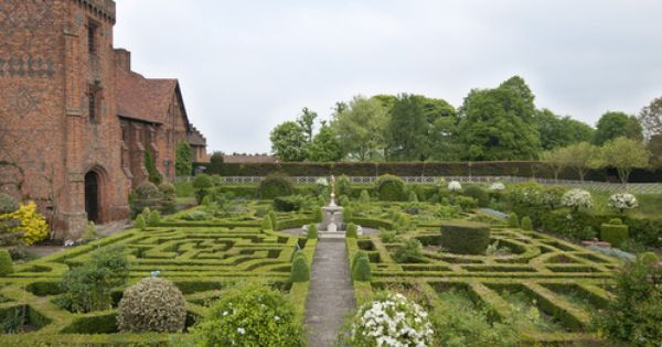 Hatfield House Gardens, Hertfordshire, England | Projects | Pinterest | Gardens, England and House