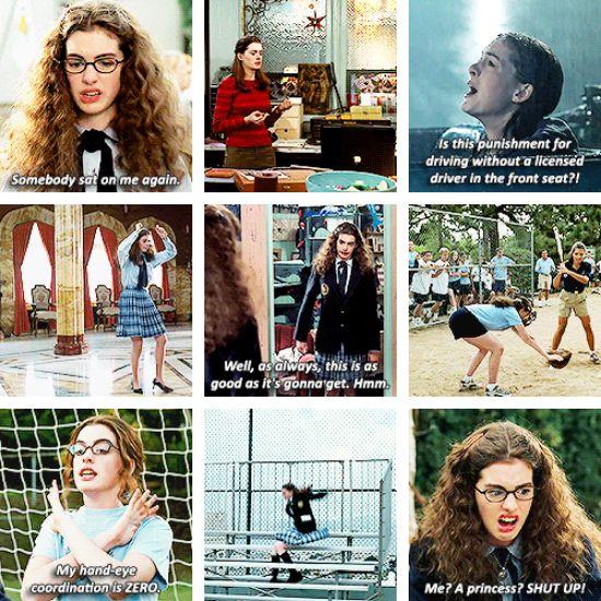 The Princess Diaries. I LOVE this movie!