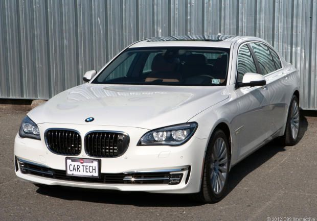 2013 BMW 750Li review: BMW's monster of tech earns the mantle of most connected car