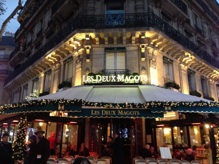 """A recommendation from Patricia Wells' """"The Food Lover's Guide To Paris.""""  Open: Daily.  7.30a-1a.  No reservations required.  Metro: Saint-Germain-des-Pres."""