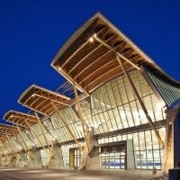 Richmond Olympic Oval. #CannonDesign