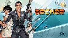 Archer - Episodes