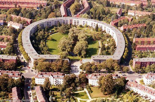 Hufeisensiedlung - Hufeisensiedlung - Wikipedia, the free encyclopedia