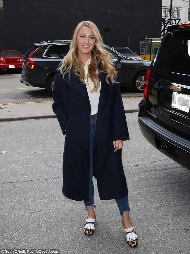 Woman Of Worth: On International Women's Day Blake Lively was in Toronto for a L'Oreal Paris gala honoring Canadian women who have made a difference