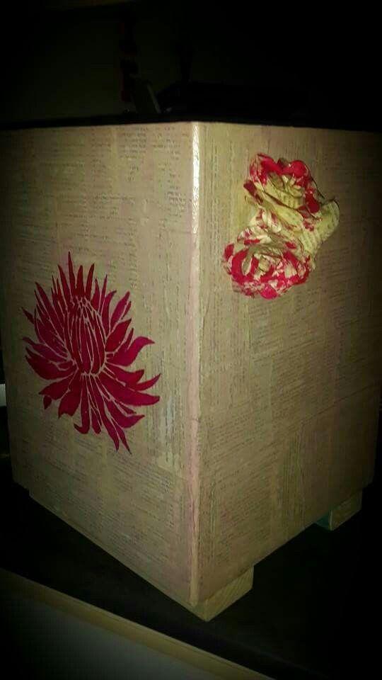 Decor - Flower box DecoP