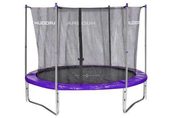 HUDORA - Fitness Trampolin 300cm, lila
