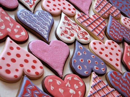 #valentines #biscuits