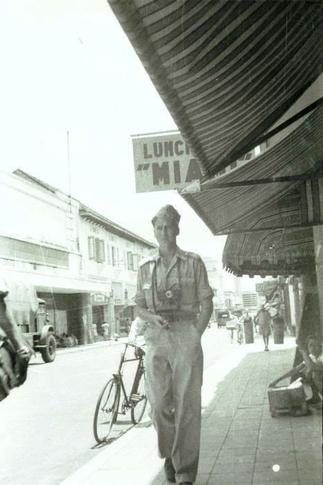 Prajurit di Braga, Bandoeng 1940