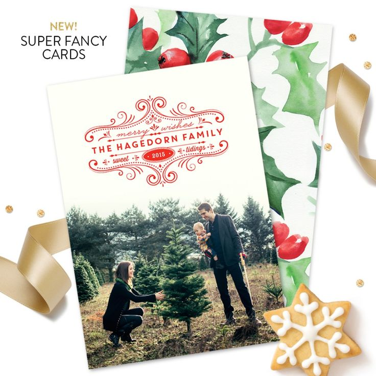 peartreegreet luxury christmas cards