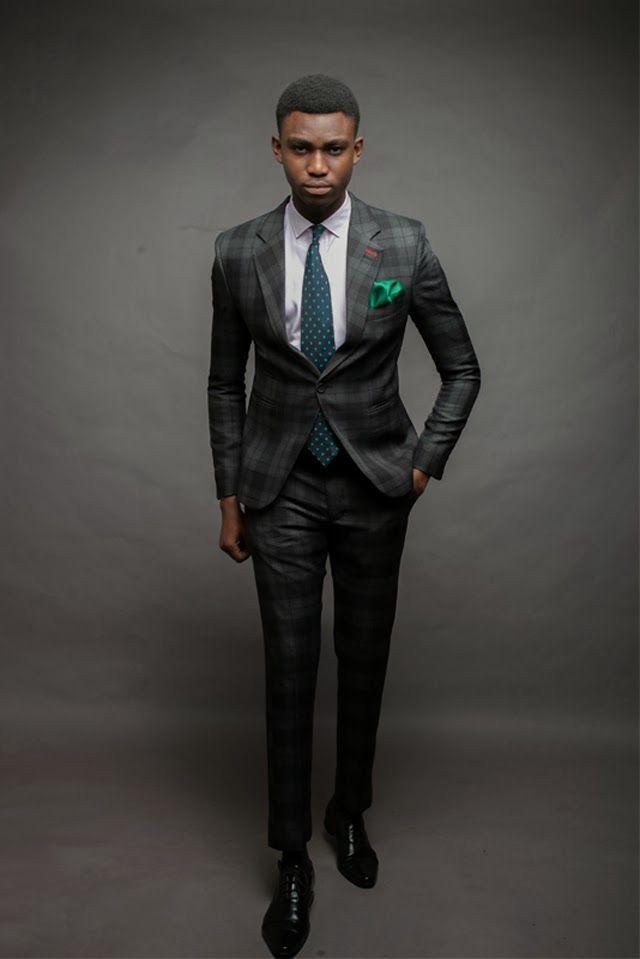 African Menswear Designers | Designer spotlight: Nigerian ...