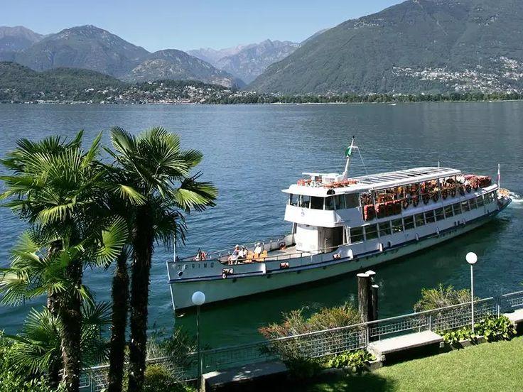 Schifffahrtsgesellschaft des Lago Maggiore NLM - Tessin Tourismus