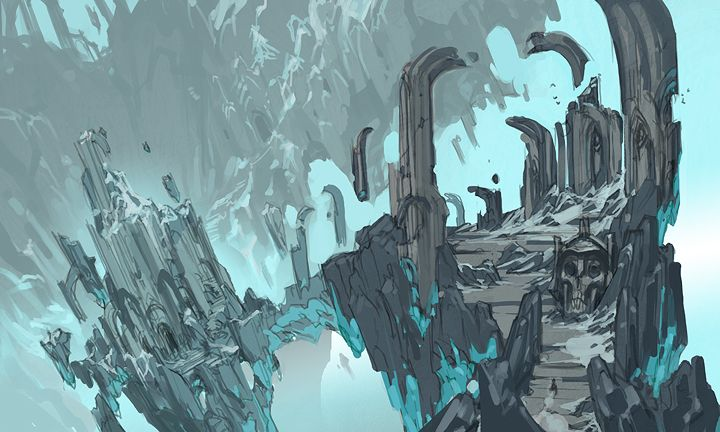 Darksiders concept art by Paul Richards (7)