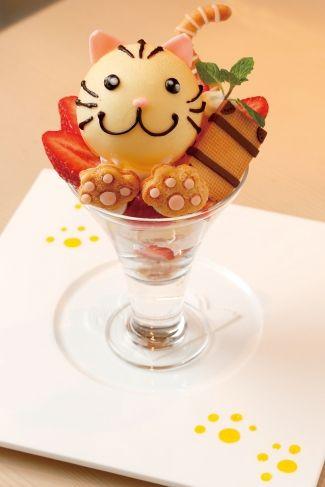 期間限定!北九州の人気カフェで「にゃらんスイーツ」誕生♪【福岡】