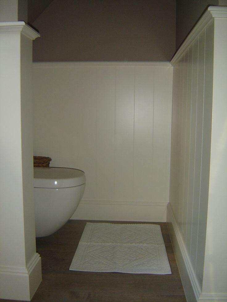 toilet ontwerp lambrisering - Google zoeken