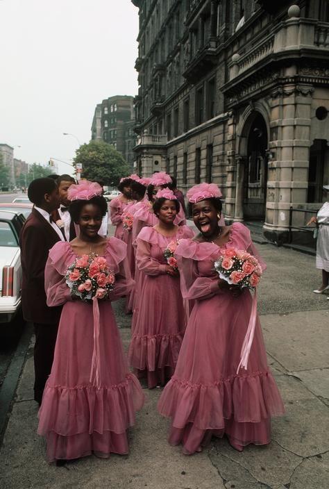 New York City wedding 1983