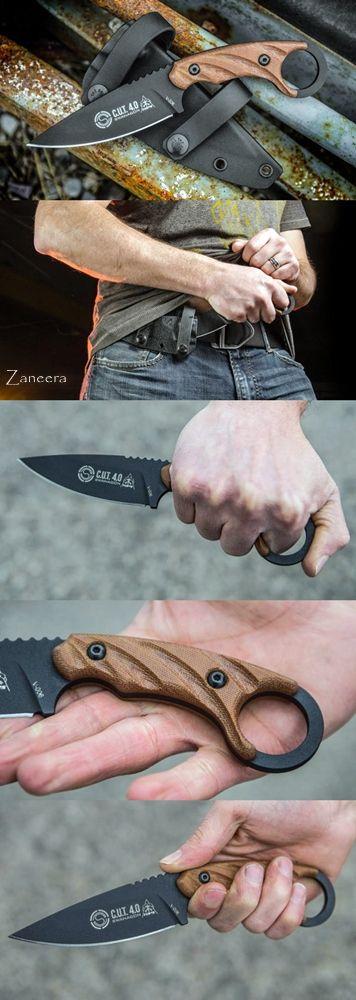TOPS Knives | CUT 4.0