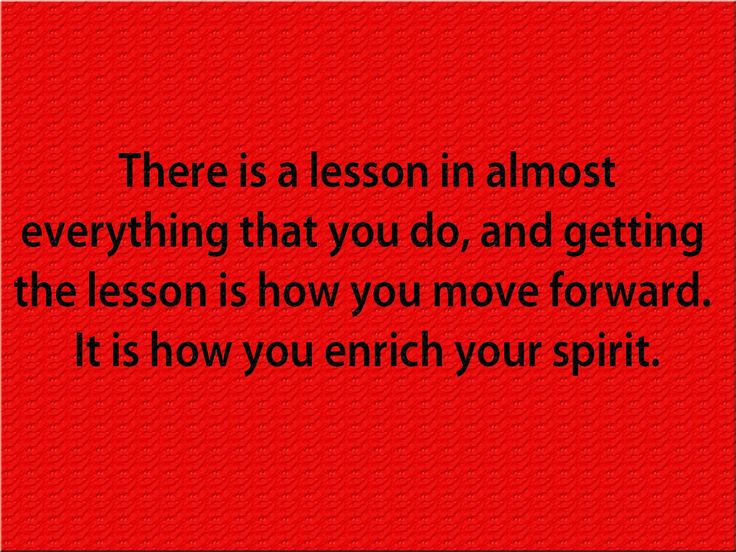42 Best Images About Life Lessons On Pinterest