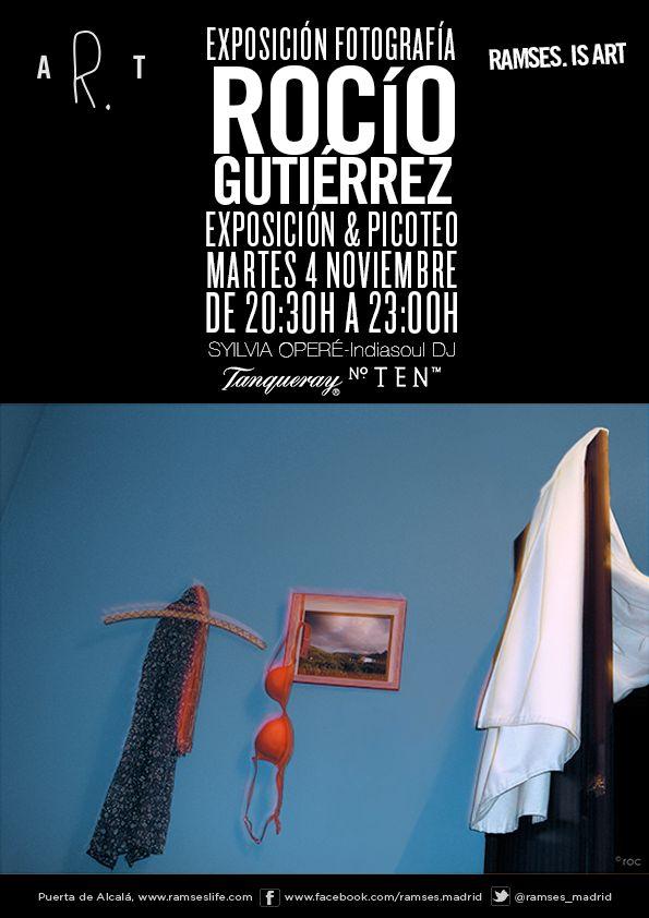 roc: INVITACION Ramses para La Mirada Inadvertida. Expo...