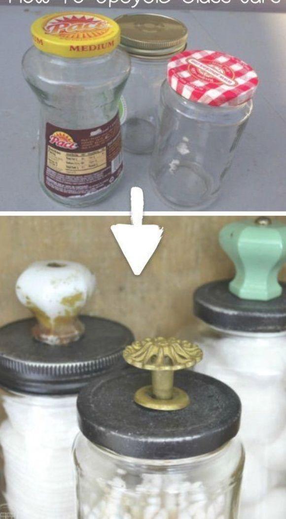 Diese Upcycling-Bastelidee eignet sich perfekt zur Aufbewahrung von Kleinigkeiten! Bereiten Sie Ihr Essen auf …